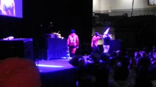 Asap Rocky performing Peso at VCU