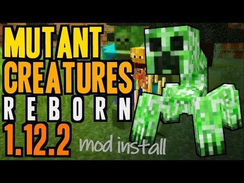 to download mod creatures how latest mutant