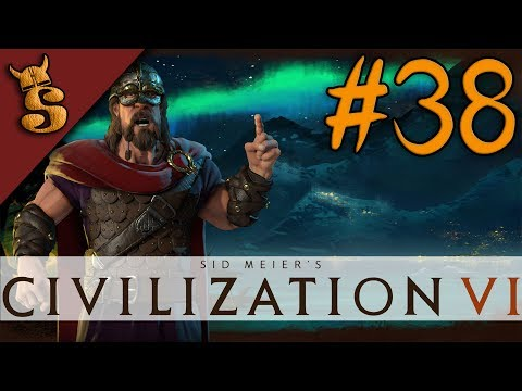 Offshore Oil Rig | Civilization VI #38 (Norway)