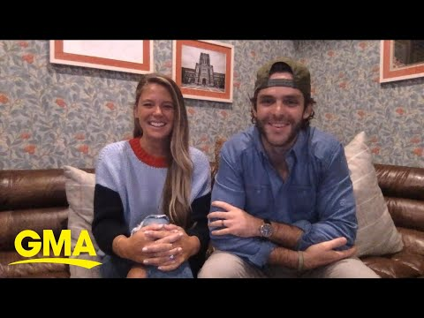 Thomas-Rhett-and-Lauren-Akins-to-host-'CMA-Country-Christmas-l-GMA