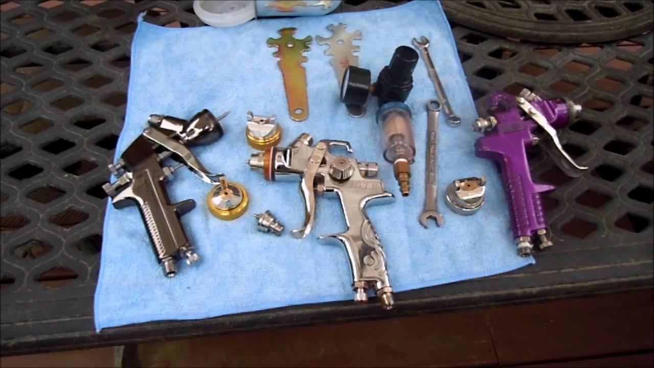 Neiko Air Spray Gun - Get Pro Results on a Budget