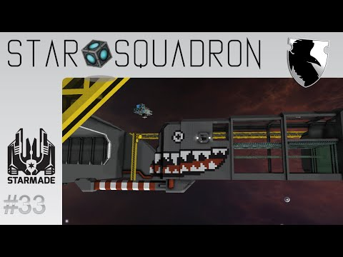 StarMade :: Star Squadron :: Nose Art :: Ep. 33