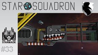StarMade :: Star Squadron :: Nose Art :: Ep. 33