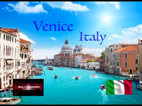 Trip To Venice. Summer 2016. Shot With A GoPro Hero 3+. FULL HD