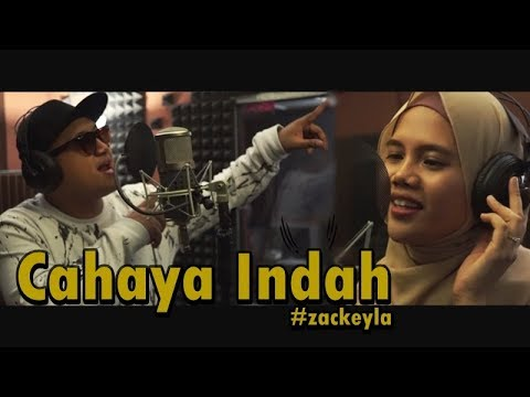 Cahaya Indah (Official Lyric Video) #zackeyla Mp3