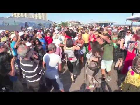 Coney Island Dancing Saturday,  6 - 18 -16