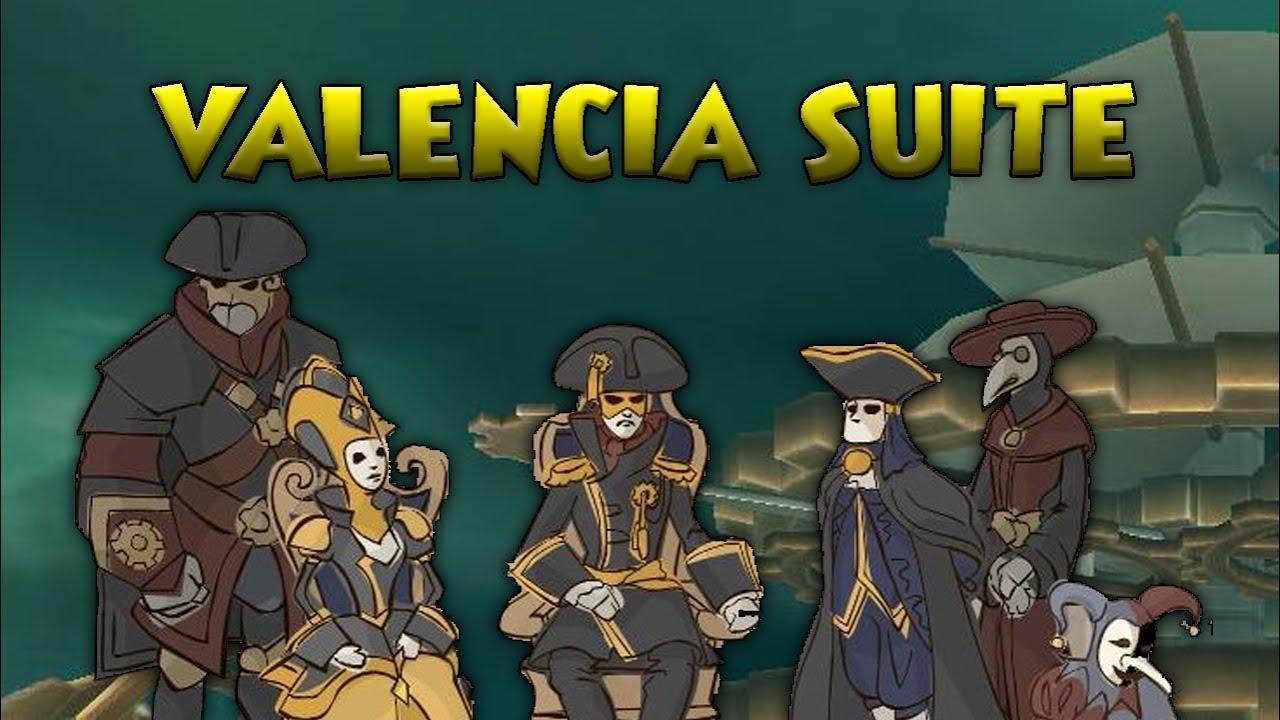 pirate101 valencia