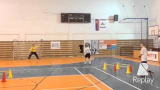 Handball Shoot Training