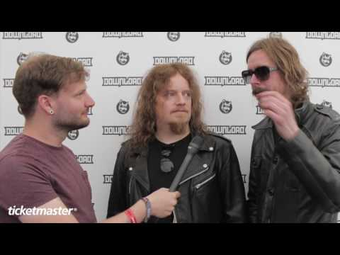 Download Festival Shorts: Opeth
