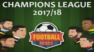 Dvadi Football Heads: Champions League 2017/18   CZ/SK [1080p]
