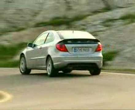 Mercedes Benz C-class Sportcoupé Development