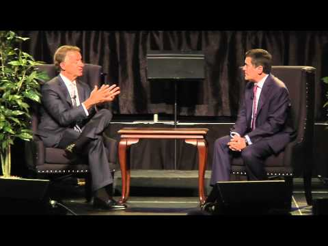 Governor Bill Haslam & Dr  Russell Moore  Tennessee Prayer Breakfast  March 31, 2016
