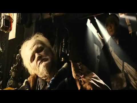 Tarantino en Sukiyaki Western Django poster