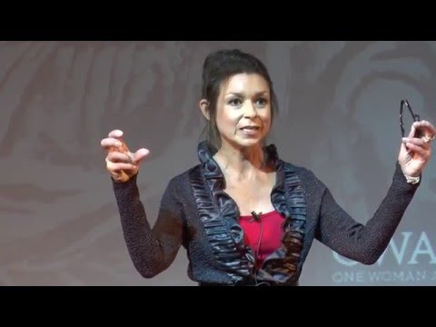 Self Help: Your Right to No Contact | Patricia M. Martin | TEDxNicosiaWomen