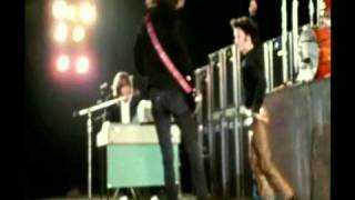 THE DOORS (break on through live )