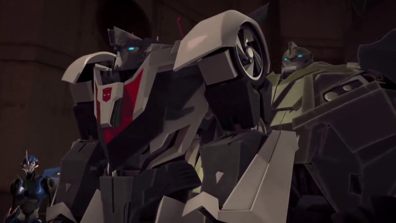 Transformers Prime:- Season 2 Episode 8 Part- 2/3 In Hindi In Hd  TFP S1 Ep  8 WheelJack is kidnapped