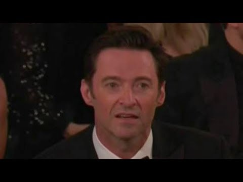Hugh Jackman's SHOCKING Reaction To James Franco's Golden Globes 2018 Win