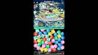 クラッシュフィーバー クロネッカーチャレンジ【ランキングクエスト】評価SSS