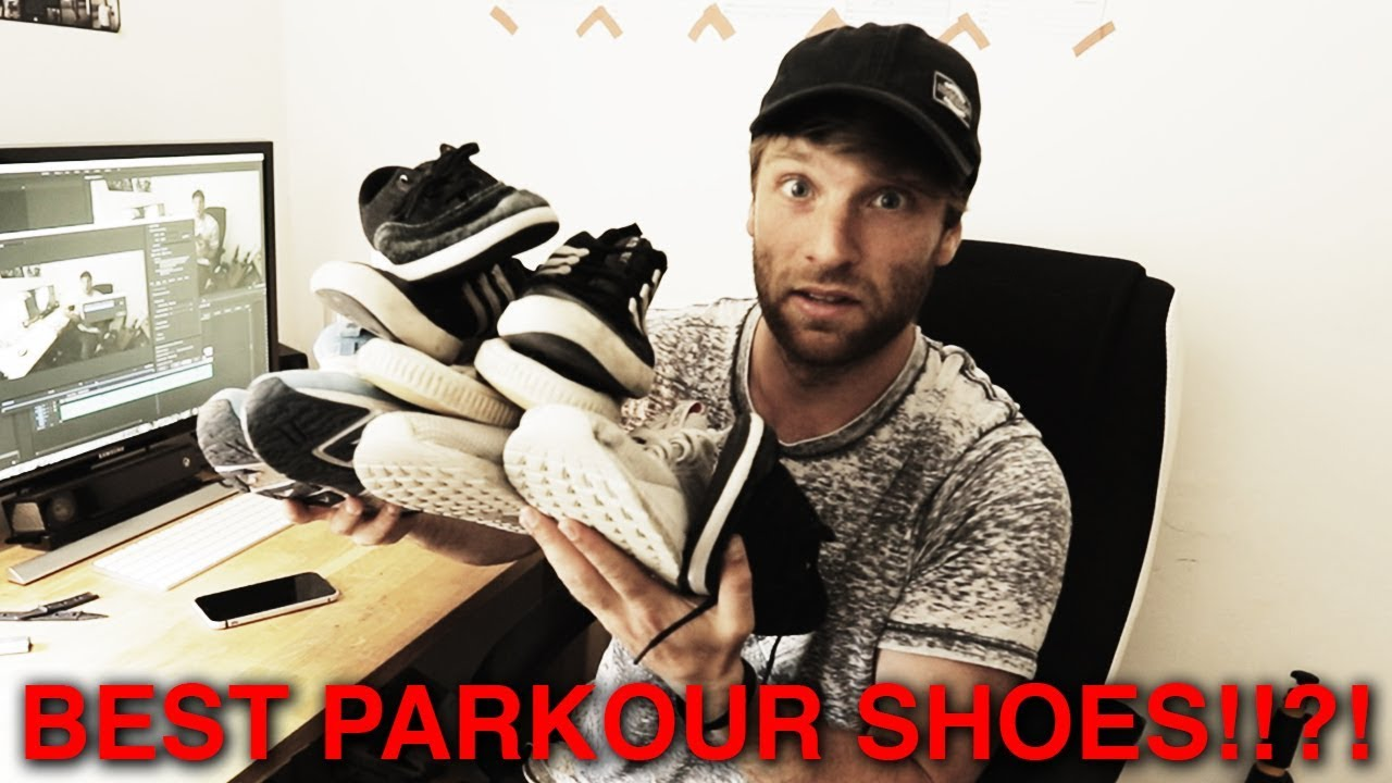 1e28c051726 The PERFECT Shoes For Parkour Freerunning - YouTube