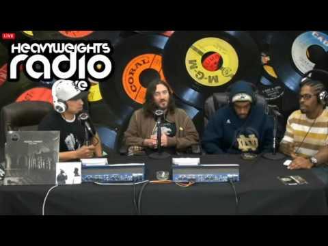 John Frusciante + Black Knights at Heavyweights Radio in 2014 Full Interview