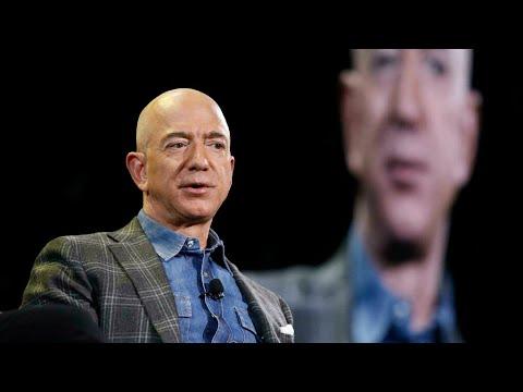 Download Le milliardaire américain Jeff Bezos quitte la direction d'Amazon