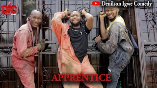 Download Denilson Chibuike Igwe Comedy - The apprentice - Denilson Igwe Comedy