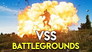 VSS Battlegrounds - PlayerUnknown's Battlegrounds (PUBG)