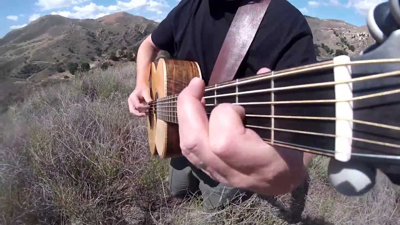 Thomas Leeb - Comfortably Numb (Pink Floyd) acoustic cover solo image