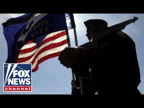 Liberal group wants Junior ROTC out of schools