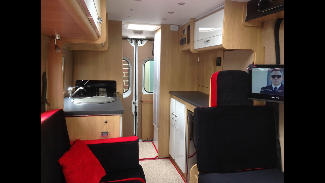 Camper Van Conversion Build