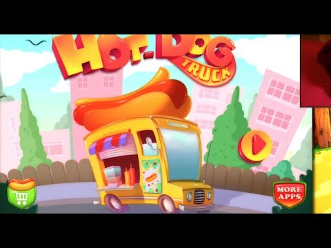 Kids games to play for free online - Hot dog monster truck game for kids - 동영상