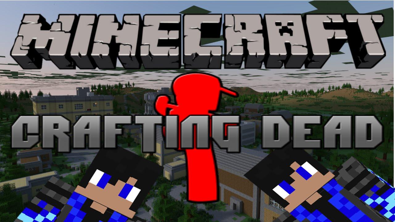 Crafting dead 2 nov server mapa youtube for Minecraft crafting dead servers
