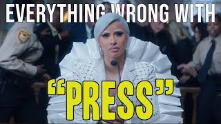 "Everything Wrong With Cardi B - ""Press"""