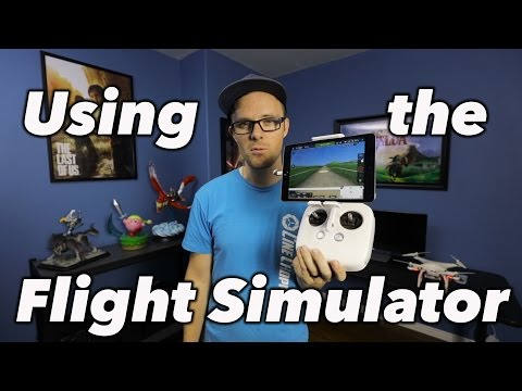 DJI Drone Simulator!