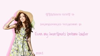 [3.61 MB] Jessica - Falling Crazy In Love Lyrics (Han|Rom|Eng)
