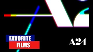 Top 10 Favorite A24 Films Video