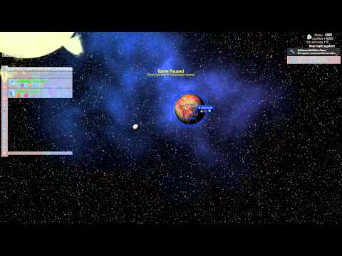 Distant worlds Universe |