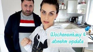 Wocheneinkauf | Abnehm update | Familien Alltag | Filiz