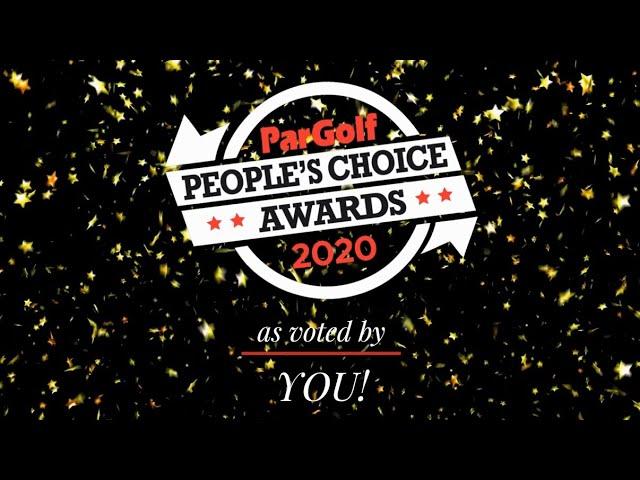 ParGolf People's Choice Awards 2020