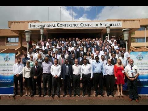 Seychelles - 19th Plenary Session Contact Group on Piracy off the Coast of Somalia - June 2016