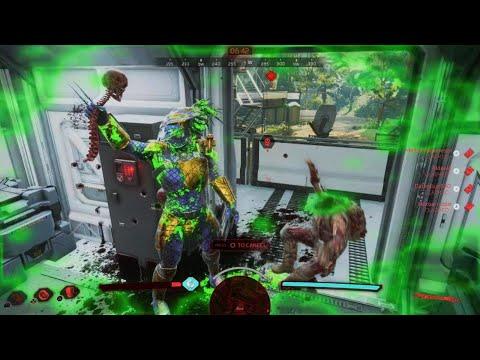 Predator: Hunting Grounds - Predator Matches (006) FATALITY |