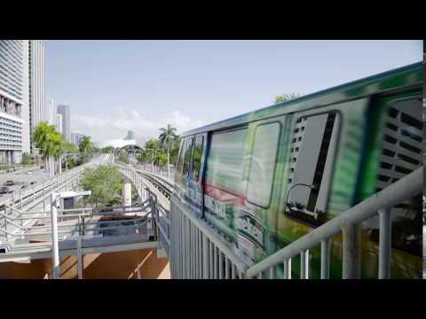 Miami-Dade Metromover / Ultra Music Festival