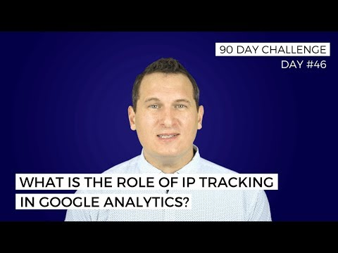 What Is The Role Of IP Tracking In Google Analytics?
