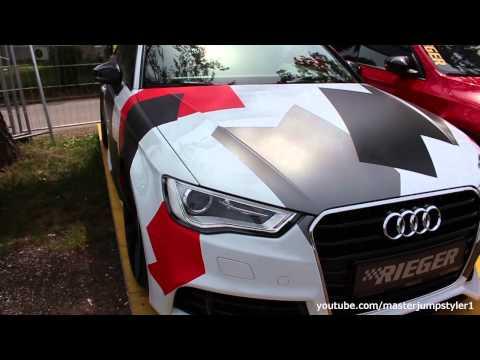 Desbloqueio Audi A3 2015 Gps Touch Doovi