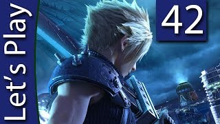 Let's Play Final Fantasy VII - Complete Walkthrough - Submarines & Going to Space! - Part 42 [HD]