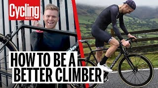 Gambar cover How to become a better climber | Operation Hill Climb | Cycling Weekly