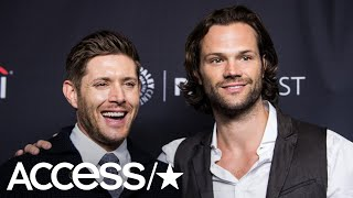 'Supernatural' Is Officially Ending After Season 15 & We're Not Crying, You Are | Access