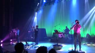 Video Beirut - As Needed- Live at Royal Oak Music Theater in Royal Oak, MI on 11-11-15 download MP3, 3GP, MP4, WEBM, AVI, FLV Agustus 2018