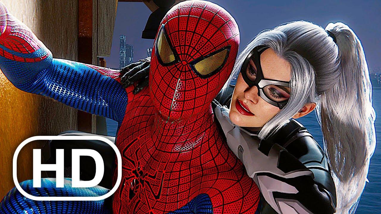 Download SPIDER-MAN Remastered Full Movie (2020) Superhero 4K ULTRA HD All Cinematics Cutscenes