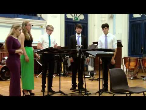 Run to You - Pentatonix - Covered by East Sussex Academy Of Music